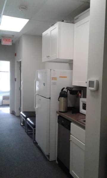 Break Room - Kitchen Area - Alexandria Virtual Office