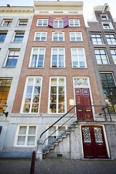 Amsterdam Virtual Office Address At Keizersgracht 391 A