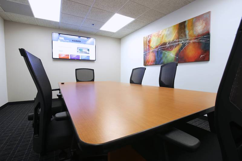Turnkey Rockville Conference Room