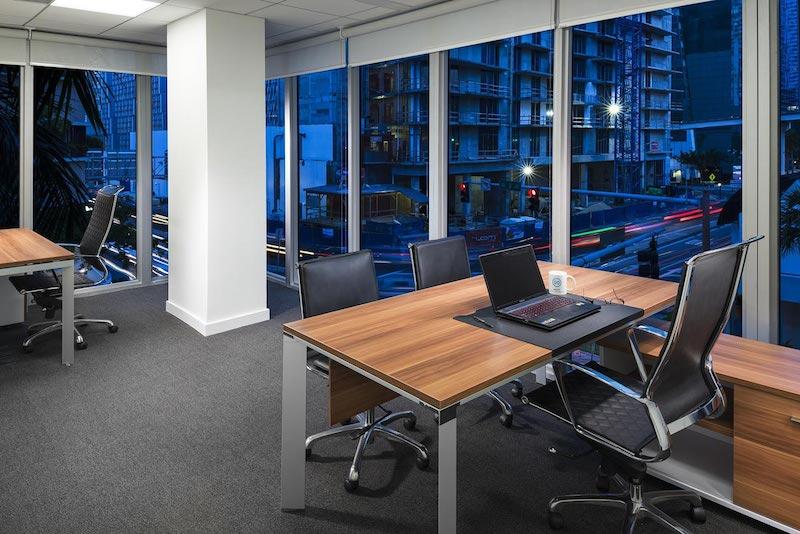 Miami Virtual Office Address - Lounge Commons Area