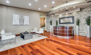 Fort Worth Live Receptionist and Business Address Lobby