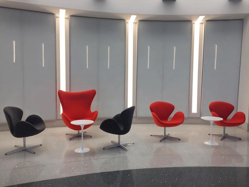Mclean Busines Address - Lounge Area