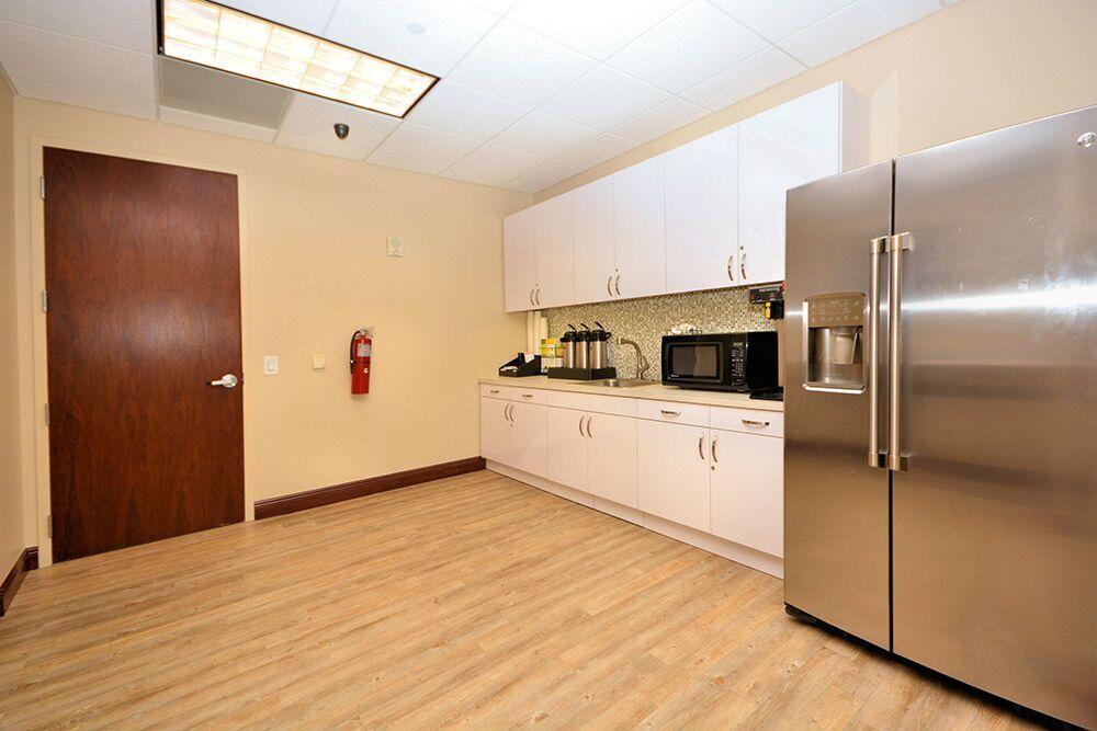 Break Room - Kitchen Area - Aventura Virtual Office
