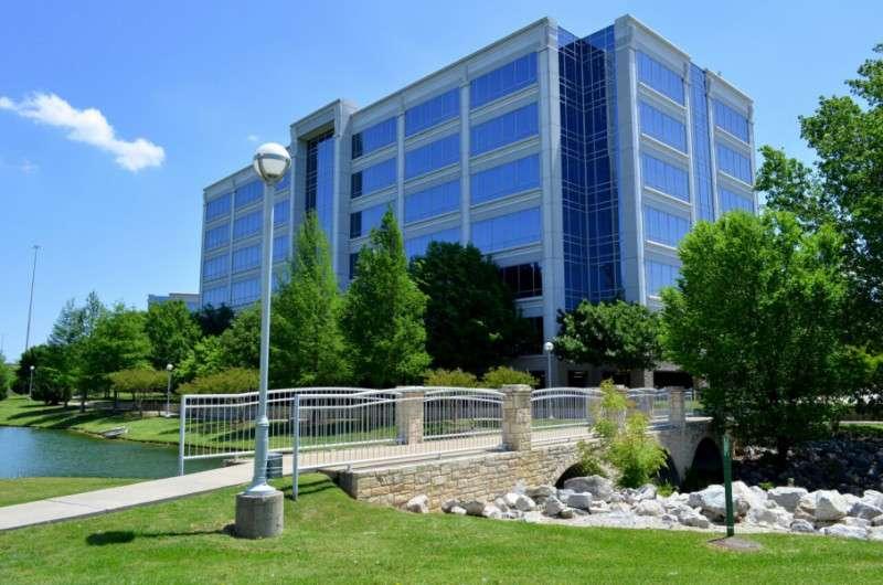 Frisco Virtual Office - Building Facade