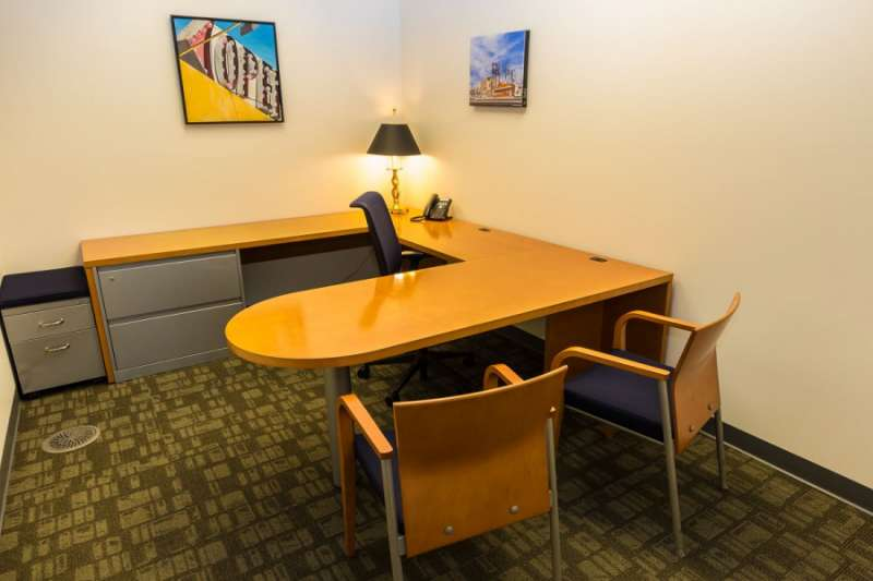 Lakewood Temporary Private Office or Meeting Room