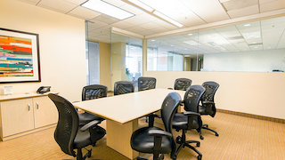 Turnkey Oakland Conference Room