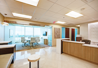 Mckinney Live Receptionist and Business Address Lobby