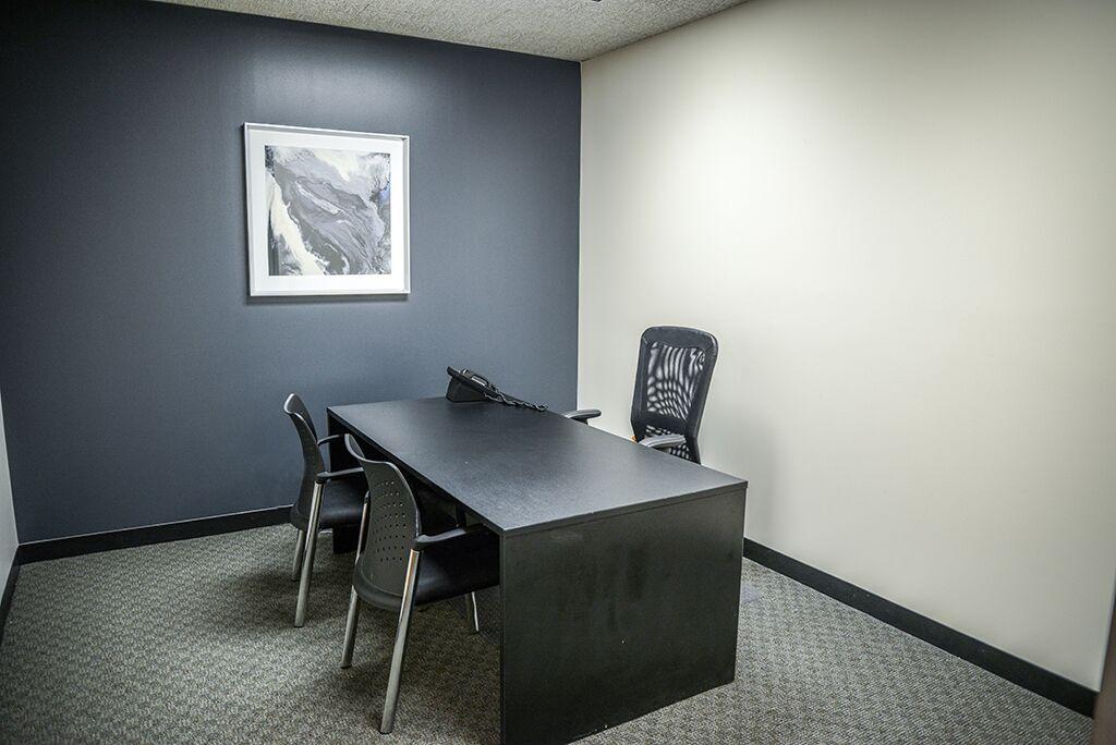 Temporary Sherman Oaks Office - Meeting Room