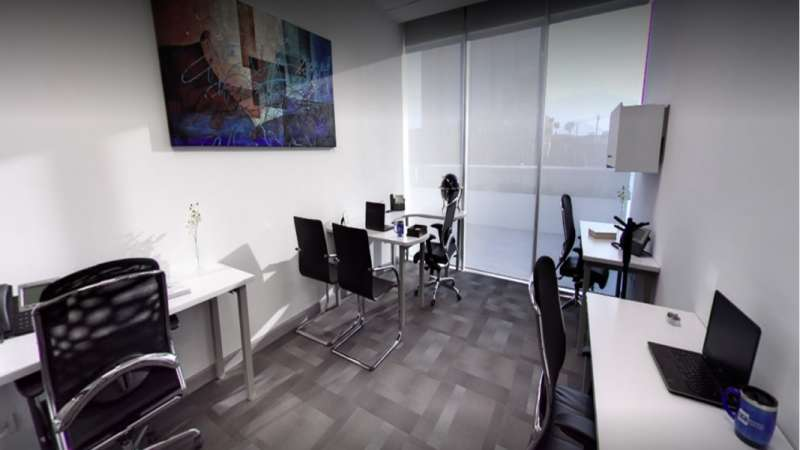 Monterrey Busines Address - Lounge Area