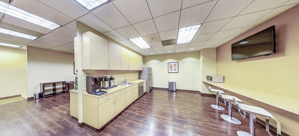 Break Area in Oakland Virtual Office