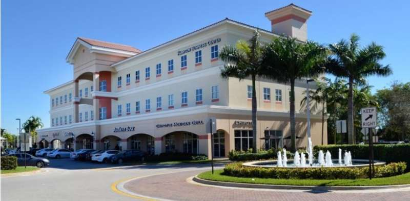 Pembroke Pines Business Address - Building Location