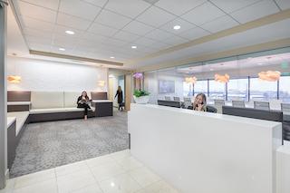 Receptionist and Mail Area - Manhattan Beach Virtual Office