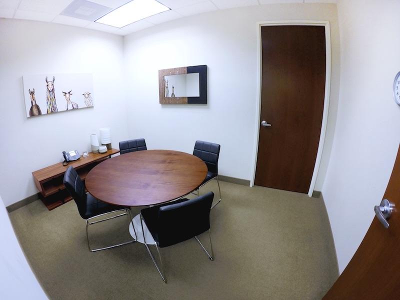 Break Area in Reston Virtual Office Space