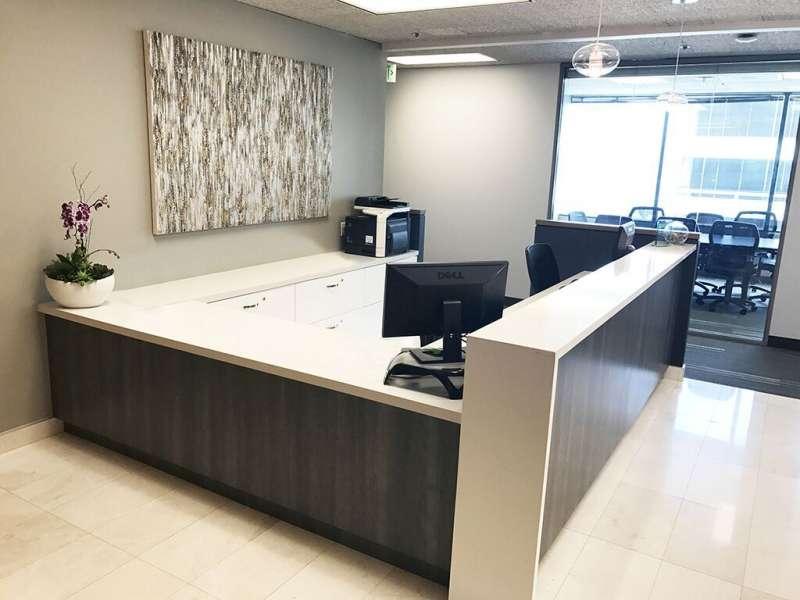 Receptionist Lobby - Virtual Offices in Sherman Oaks