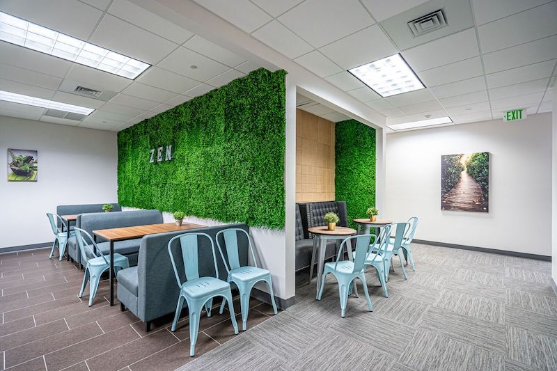 Break Room - Kitchen Area - Ft. Lauderdale Virtual Office