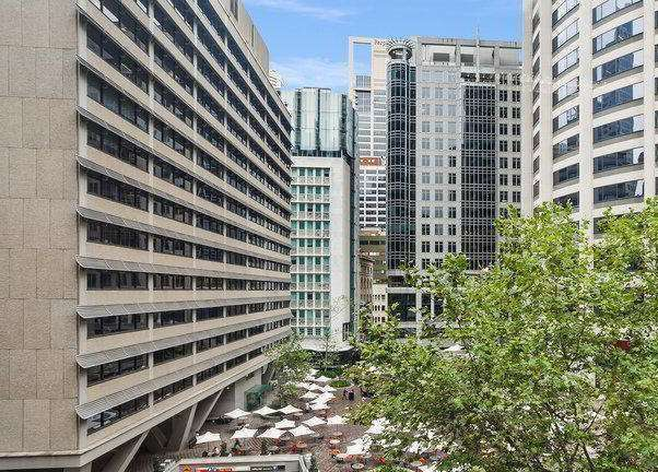 Sydney Business Address - Building Location
