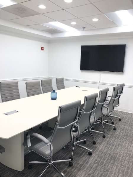 Stylish Beltsville Meeting Room