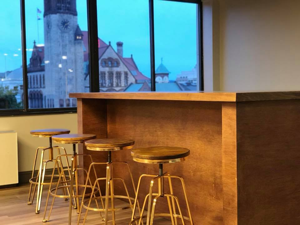 Break Area in Albany Virtual Office