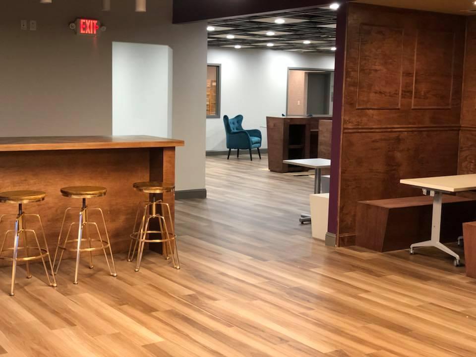 Albany Busines Address - Lounge Area