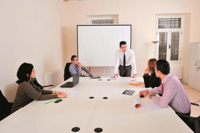 Stylish Algiers Meeting Room