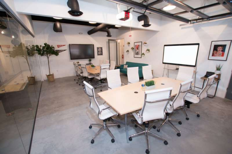 Turnkey Alpharetta Conference Room