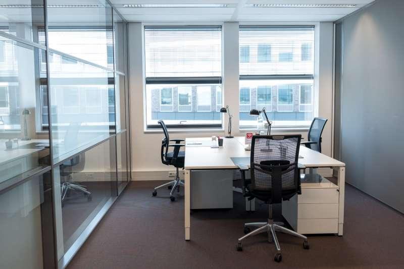 Amersfoort Busines Address - Lounge Area
