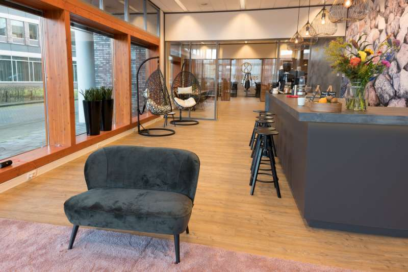 Amersfoort Virtual Office Space - Comfortable Commons Area