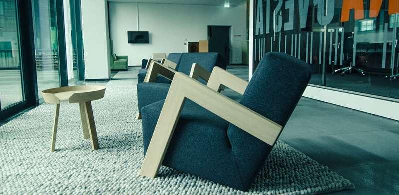 Break Area in Amsterdam Virtual Office Space