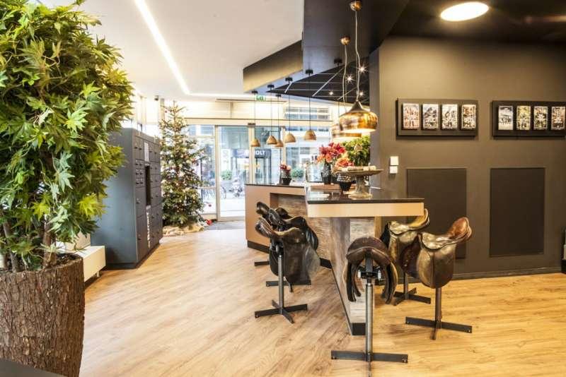 Break Area in Amsterdam Virtual Office
