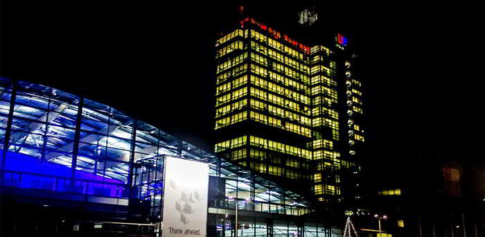 Amsterdam Virtual Office Address Location