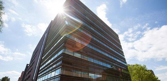 Amsterdam Business Address - Building Location