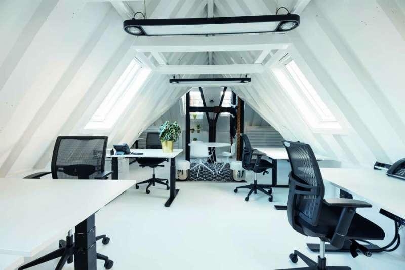 Amsterdam Busines Address - Lounge Area