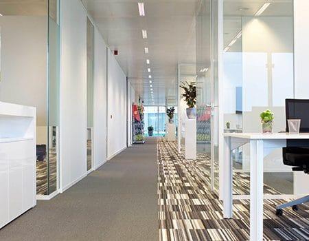 Amsterdam Virtual Office Address - Lounge Commons Area