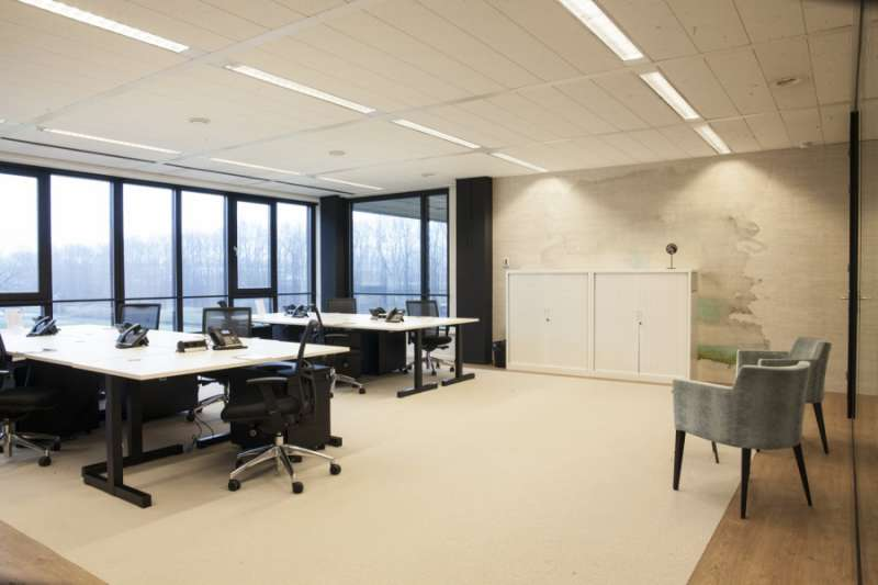 Amsterdam Virtual Office Space - Comfortable Commons Area