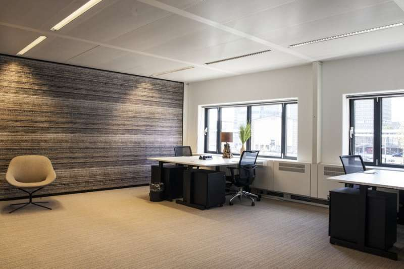 Amsterdam Virtual Office Address - Lounge Commons Area
