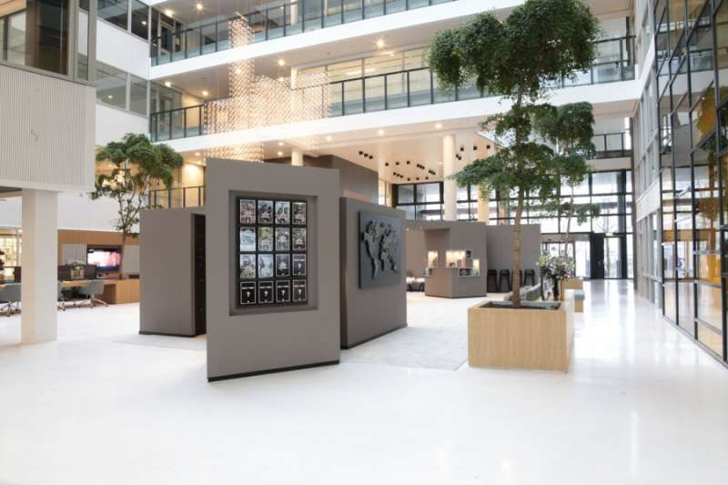 Receptionist Lobby - Virtual Offices in Amsterdam