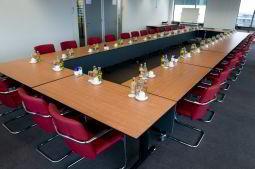 Stylish Amsterdam Meeting Room