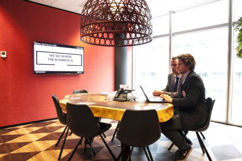 Nice Conference and Meeting Rooms in Amsterdam