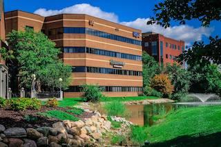 Ann Arbor Business Address - Building Location