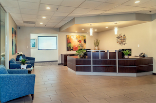 Annapolis Live Receptionist and Business Address Lobby