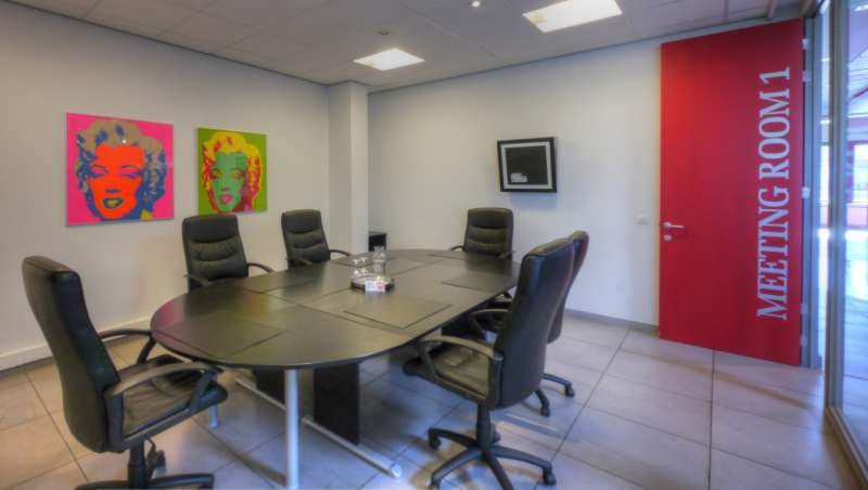 Turnkey Antwerp Conference Room