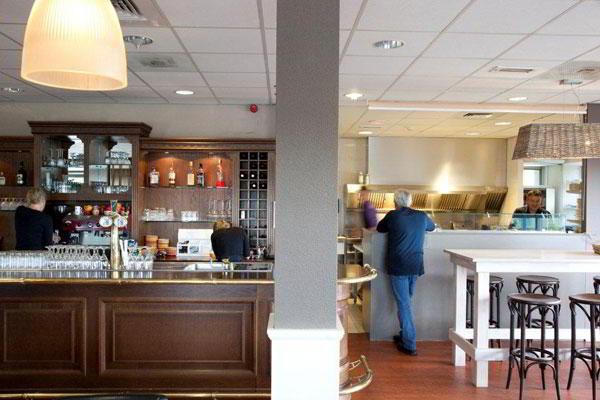 Break Room - Kitchen Area - Arnhem Virtual Office