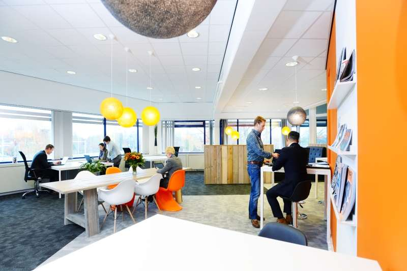Arnhem Busines Address - Lounge Area