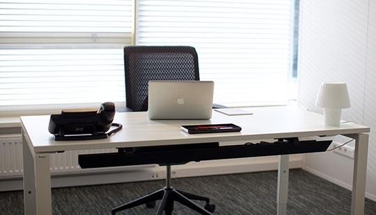 Temporary Arnhem Office - Meeting Room