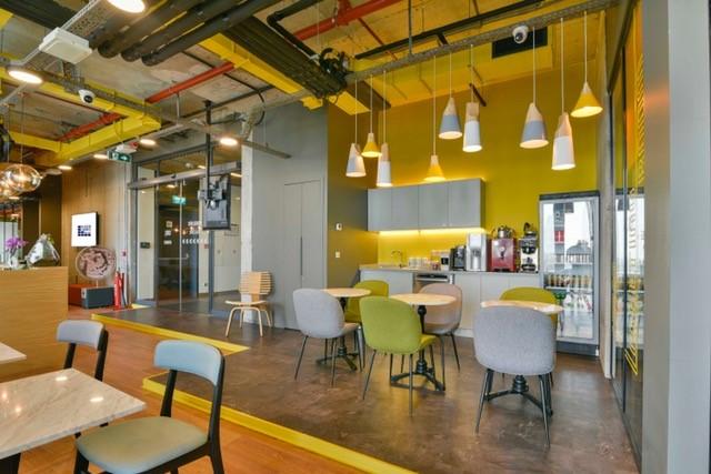 Break Area in Ataşehir/İstanbul Virtual Office Space