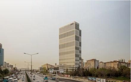 Ataşehir/İstanbul Business Address - Building Location