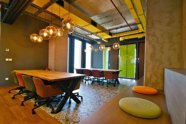 Ataşehir/İstanbul Virtual Office Space - Comfortable Commons Area