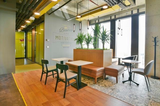 Receptionist Lobby - Virtual Offices in Ataşehir/İstanbul