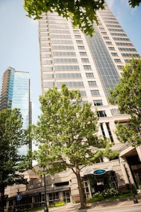 Atlanta Virtual Office - Building Facade