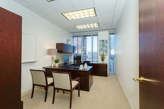 Atlanta Temporary Private Office or Meeting Room